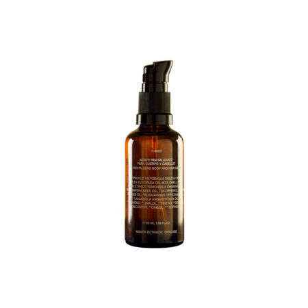 REVITALISING OIL FOR BODY AND HAIR – 50ML