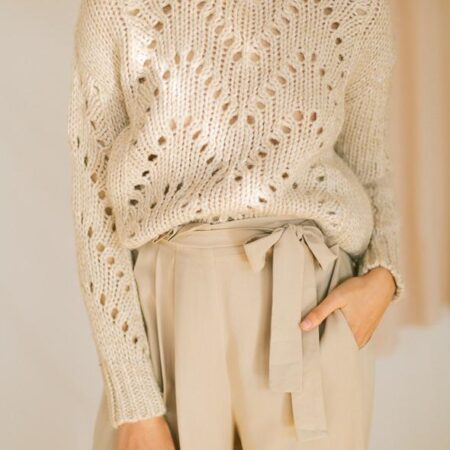 AJUR KNIT JUMPER